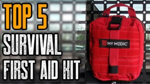 TOP 5 BEST SURVIVAL FIRST AID KIT 2020 | BEST MEDICAL KIT 2020