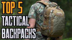 TOP 5 BEST TACTICAL BACKPACK ON AMAZON 2020