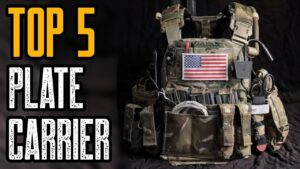 TOP 5 BEST TACTICAL PLATE CARRIER VEST 2020