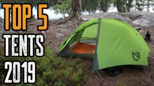 TOP 5 BEST ULTRALIGHT BACKPACKING TENTS OF 2019