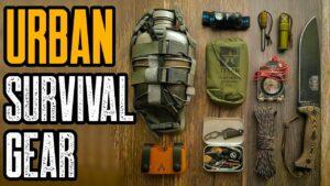 TOP 5 BEST URBAN SURVIVAL GEAR FOR EMERGENCY PREPAREDNESS!