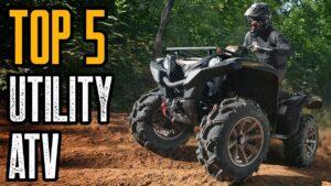 TOP 5 BEST UTILITY ATV 2020 I COOLEST QUAD BIKES 2020