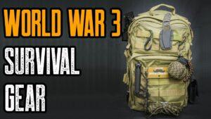 TOP 5 BEST WW3 SURVIVAL KIT | WORLD WAR 3 GEAR