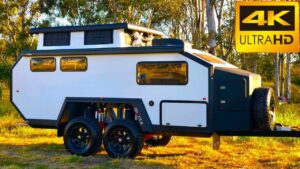TOP 5 COOLEST OFF-ROAD CAMPER TRAILERS 2021