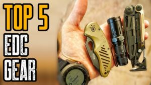 TOP 5 Cool EDC Gadgets For The Modern People