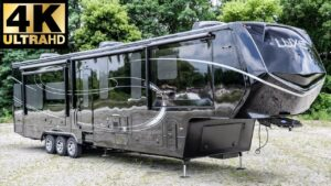 TOP 5: NEW LUXURY TRAILERS 2019   Must Watch Travel Trailers