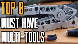TOP 8 Best New Multi-Tools [2019] You Must Have!