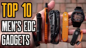 Top 10 Amazing EDC Gadgets For the Modern Gentleman