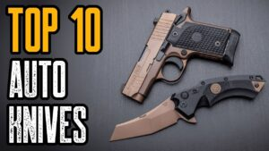 Top 10 Best Automatic Knives 2020 | Best Switchblades