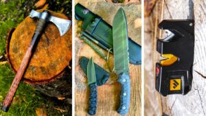 Top 10 Best Bushcraft Survival Gear & Tools