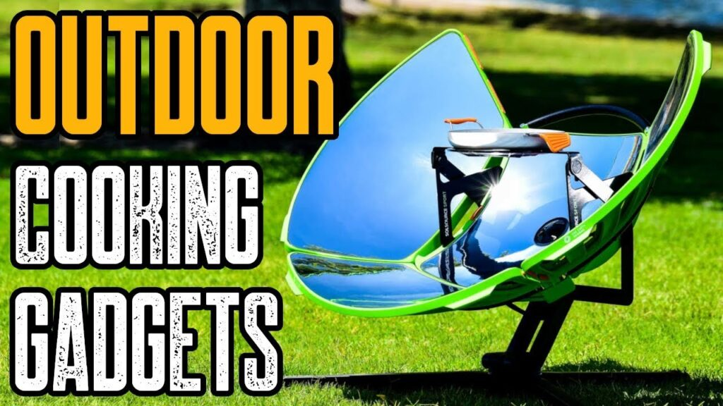 Top 10 Best Camping & Outdoor Cooking Gadget Innovations 2019!
