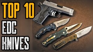 Top 10 Best EDC Knives Under $100 on Amazon
