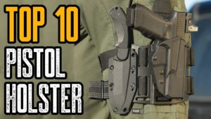 Top 10 Best Holsters For Concealed Carry & Appendix Carry
