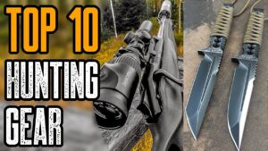 Top 10 Best Hunting Gear & Gadgets On Amazon 2020