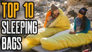 Top 10 Best Sleeping Bags for Camping & Backpacking