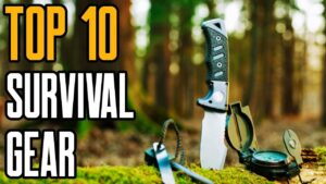 Top 10 Best Survival Gear Available on AMAZON!