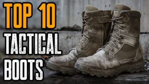 Top 10 Best Tactical Boots For Military & Survival 2020!
