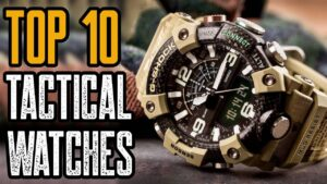 Top 10 Best Tactical Watches For MEN 2020!
