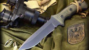 Top 10 Best Tactical & Survival Knives 2019