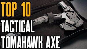 Top 10 Best Tactical & Survival Tomahawk Axe