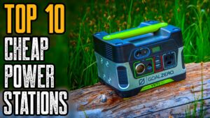 Top 10 Cheap Solar Generators & Power Stations