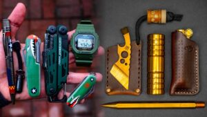 Top 10 New EDC Gear 2021  Best Everyday Carry Gadgets 2021