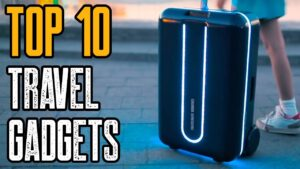 Top 10 New Travel Gadgets 2019!