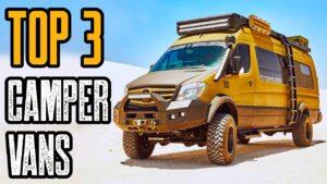 Top 3 Best Camper Vans You Must See 2020