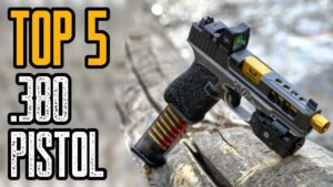 Top 5 Best 380 Pistol For Concealed Carry 2020