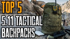 Top 5 Best 5.11 Tactical Backpacks on Amazon