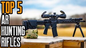 Top 5 Best AR Rifles For Hunting 2021