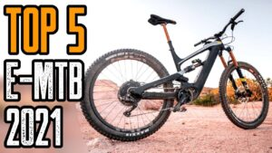 Top 5 Best Electric Mountain Bikes 2021   New e-MTB 2021!