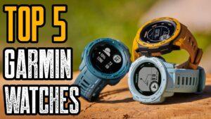 Top 5 Best Garmin Watches 2021 (for Running, Hiking & Biking)