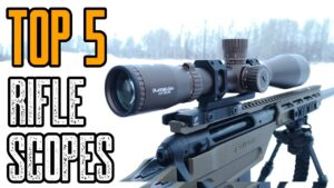 Top 5 Best Long Range Rifle Scope For Hunting & Shooting