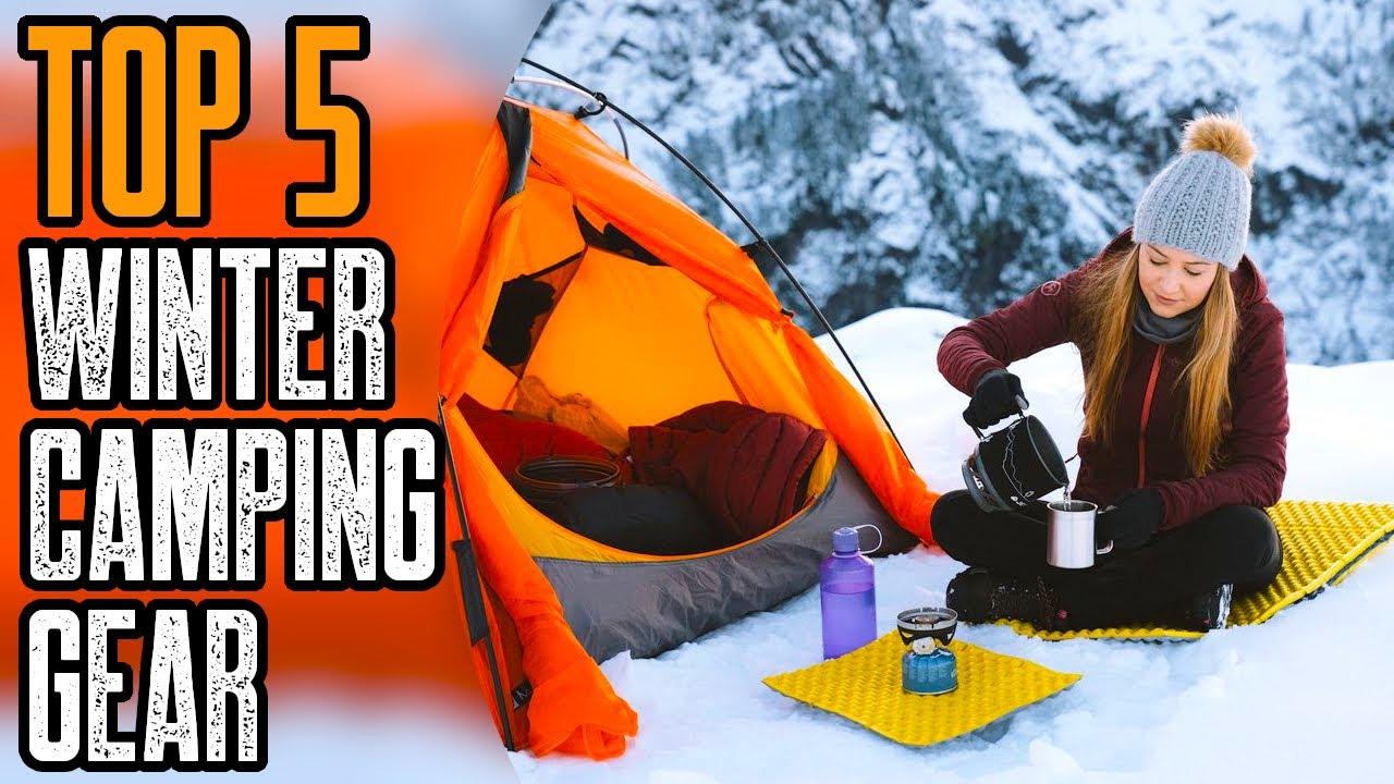 Top 5 Best Winter Camping Gear & Gadgets 2021 ...