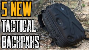 Top 5: NEW Tactical Backpack 2019!