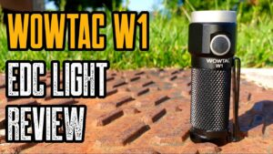 WowTac W1 Review – Best Budget EDC Flashlight!